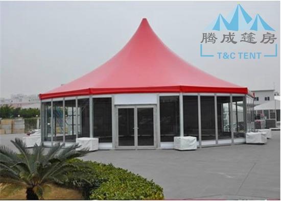 多边形尖顶帐篷TP-K01