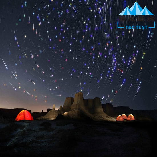 珠海星空帐篷